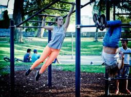 Streetworkout Platz Lehen, Parcour, Functional Fitness, (c) wildbild